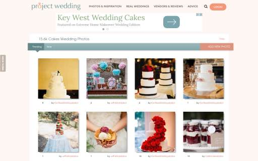 22 Gorgeous Cake Bakery Websites to Inspire Your Baking BakeCalc